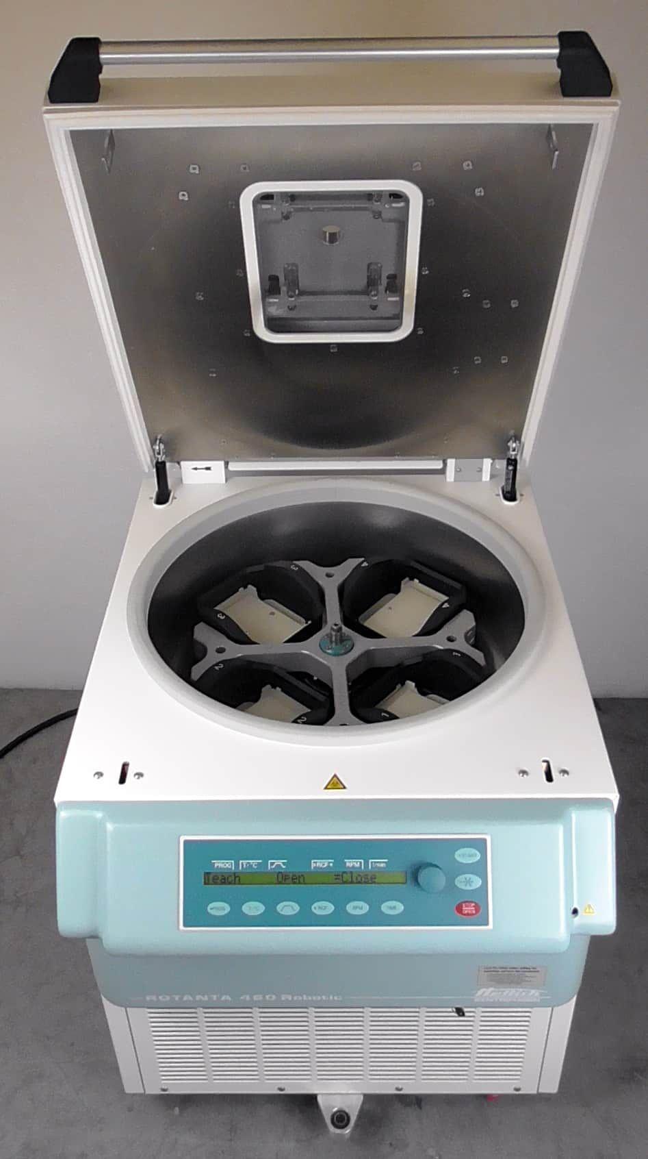 Hettich Rotanta 460 Robotic Refrigerated Centrifuge