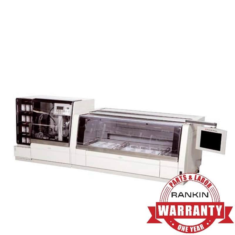 Sakura Prisma 6130 Stainer / 4740 Coverslipper Workstation   Rankin 1-Year Parts & Labor Warranty