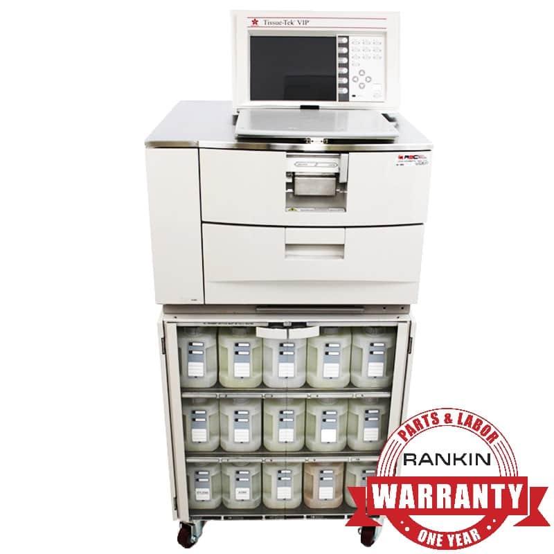 Sakura VIP 5 Tissue Processor | 1-Year Parts & Labor Warranty