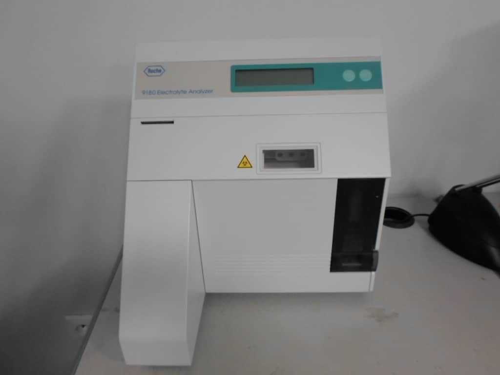 Roche AVL 9180/9181 Electrolyte Analyzers
