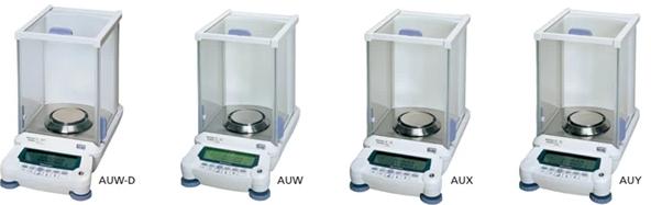AU Series Semi-Micro and Analytical Balances