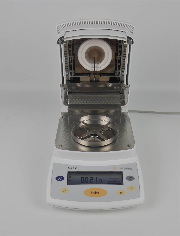 Sartorius MA150C Moisture Analyzer