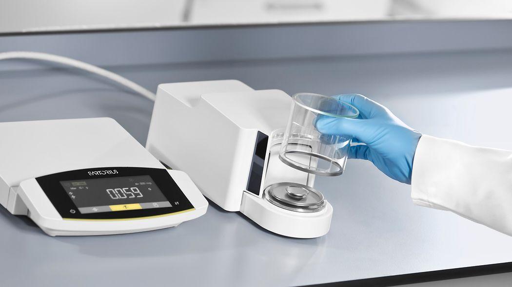 Sartorius Cubis® II Premium Laboratory Balance