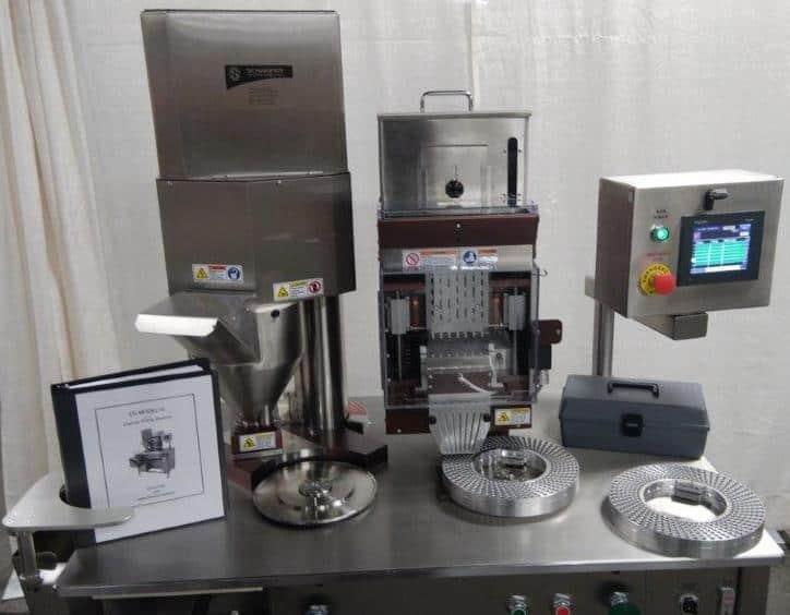 Schaefer Technologies Model-10 Capsule Filler - Version 4.2,  Year 2012