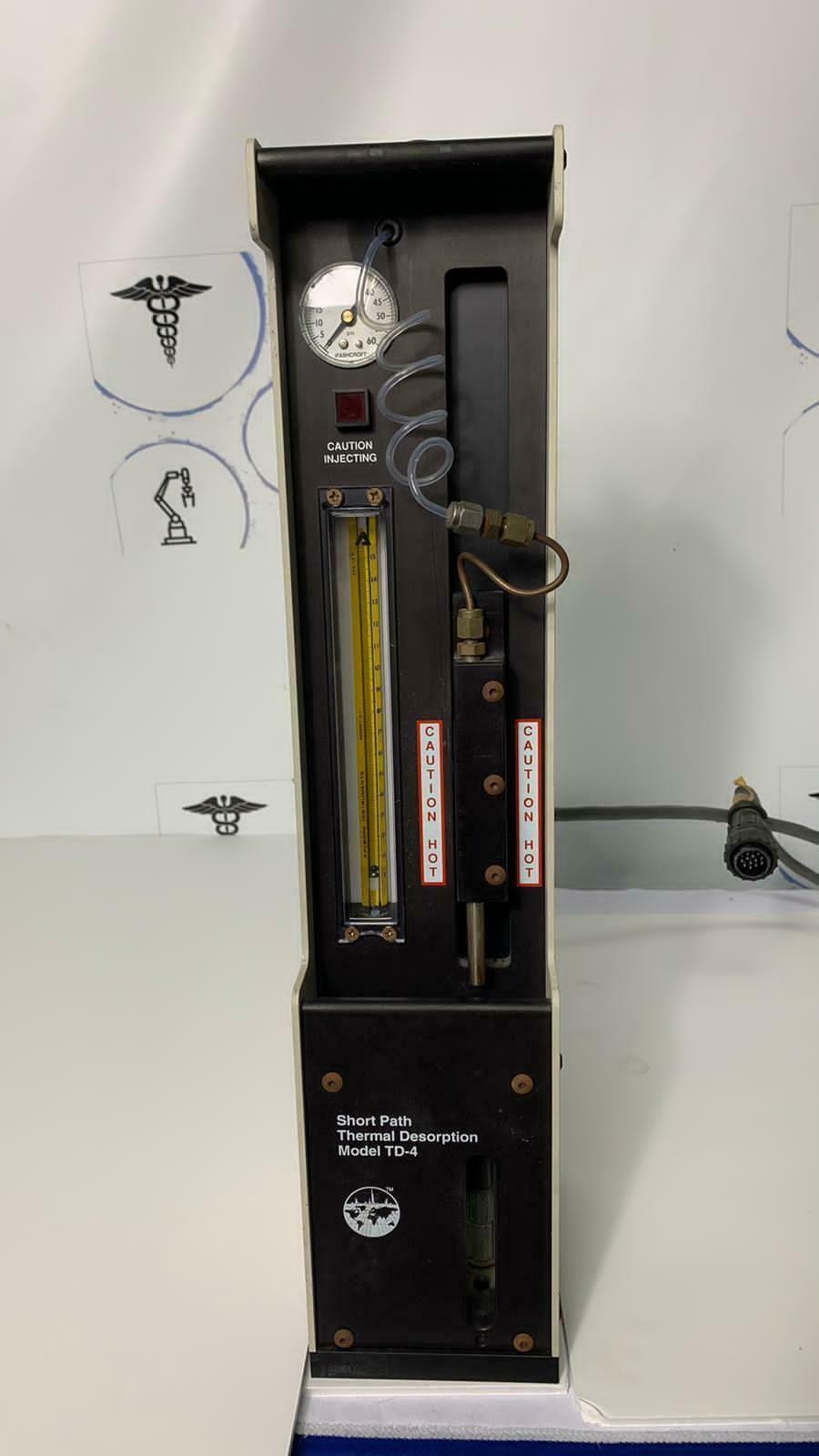 Scientific Instrument Services - Short Path Thermal Desorption System Model TD-4