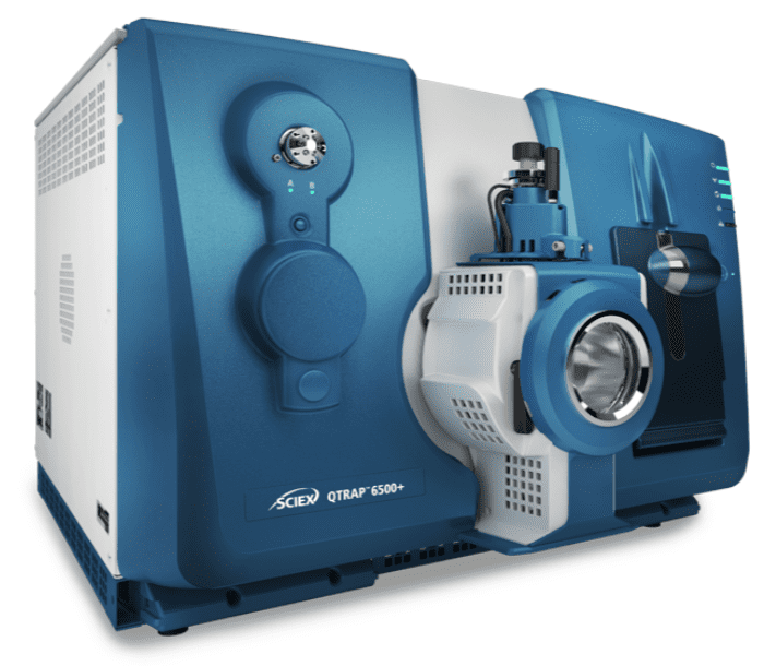 AB SCIEX 6500+ with Ion Drive Technology for LC/MS/MS