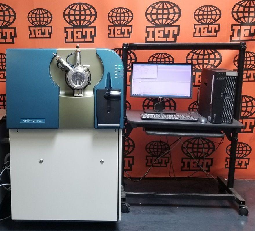 SCIEX 6600 TRIPLETOF
