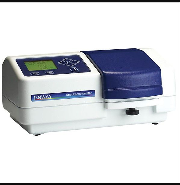 Jenway 6320 Visible Spectrophotometer; 230 VAC