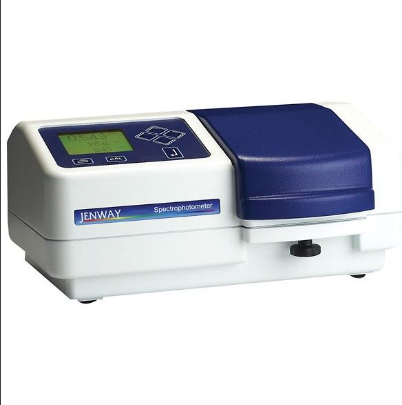 Jenway 6320 Visible Spectrophotometer; 115 VAC