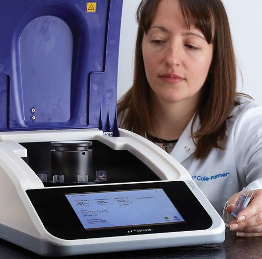 Jenway 7410 Scanning Visible Spectrophotometer with CPLive™