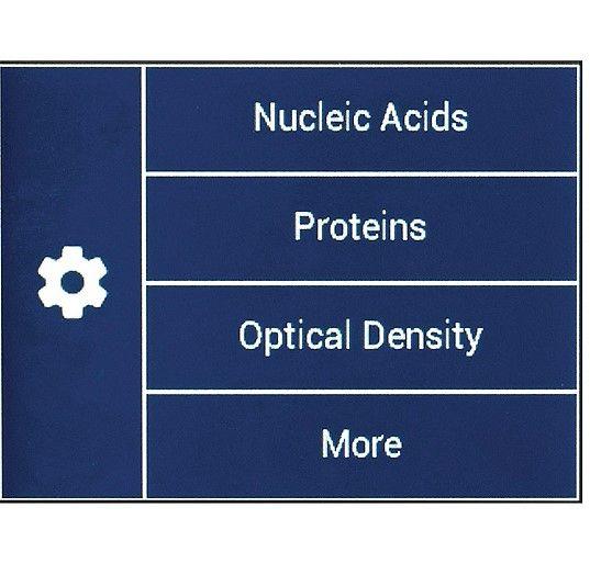 Bio UV/Visible Diode Array Scanning Spectrophotometer