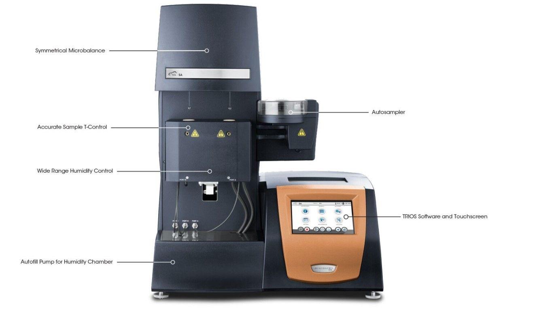 Discovery SA – Dynamic Vapor Sorption Analyzer