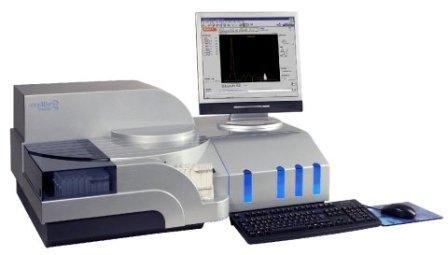 Sebia Capillarys 2 system