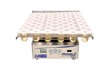 Hardy Diagnostics Dilushaker III™  Automated Serial Dilution