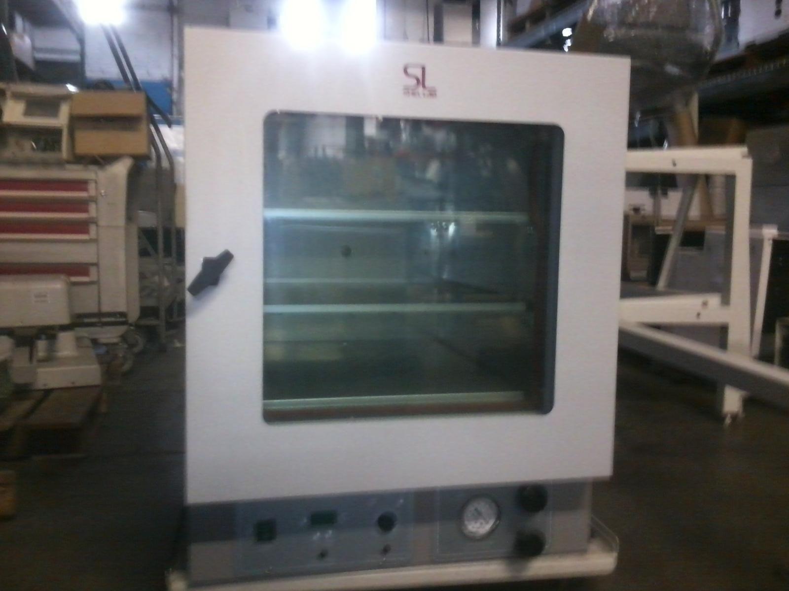 Shel Lab / Sheldon Laboratory 1465  Digital Vacuum Oven, 120 Volts, 4.5 cubic ft capacity