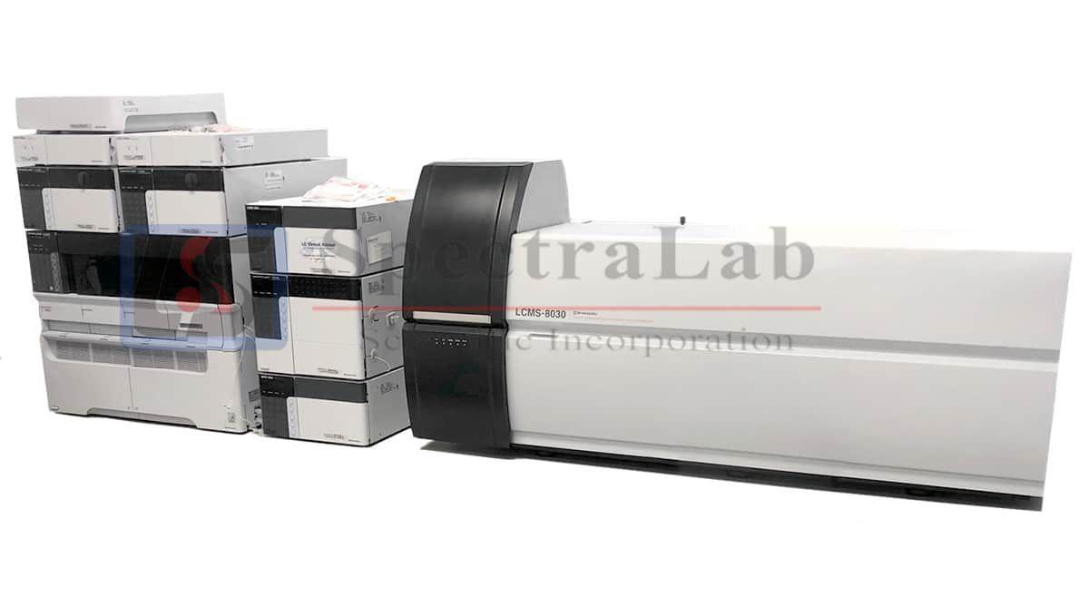 Shimadzu 8030 Triple Quadrupole LC/MS