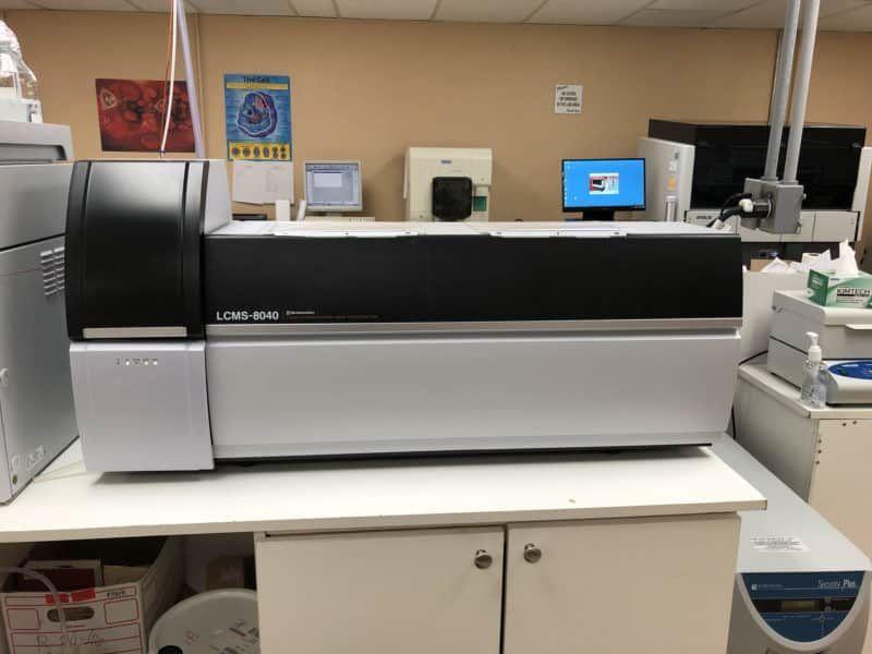 Shimadzu LCMS-8030, 8040, 8050 Liquid Chromatograph Mass Spectrometer