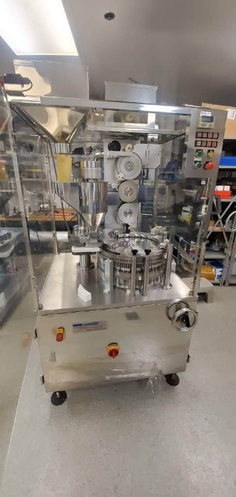 Qualicaps JCF40 Automatic Capsule Filler
