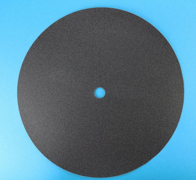 AM0237 Silicon Carbide Abrasive Disc, 8 inch, 240 Grit