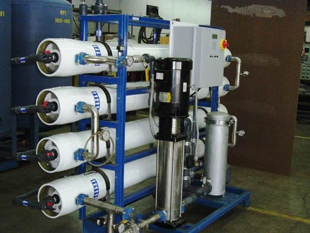 Reverse Osmosis System 40GPM