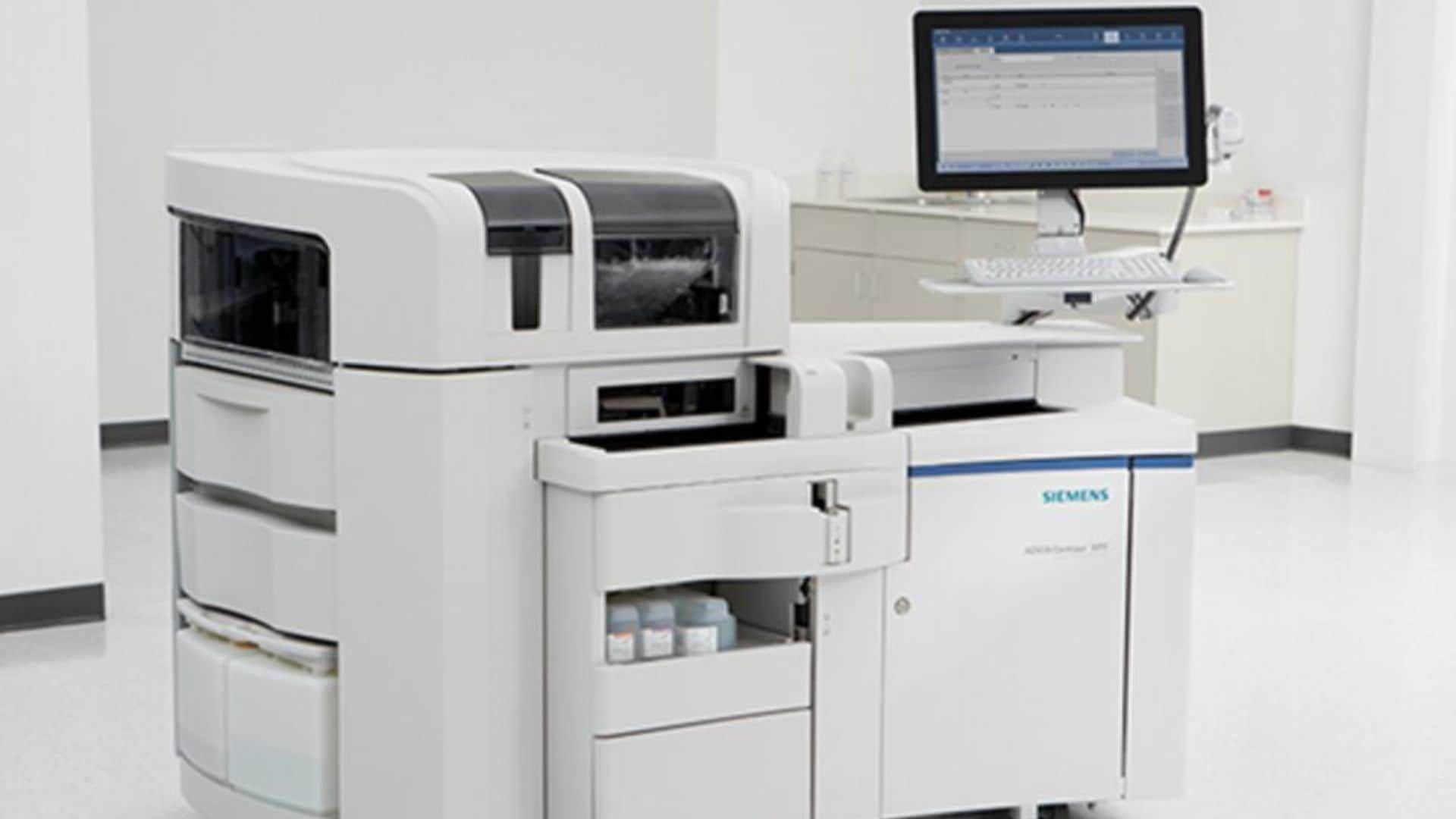 SIEMENS Advia Centaur XPT Immunlogy Analyzer
