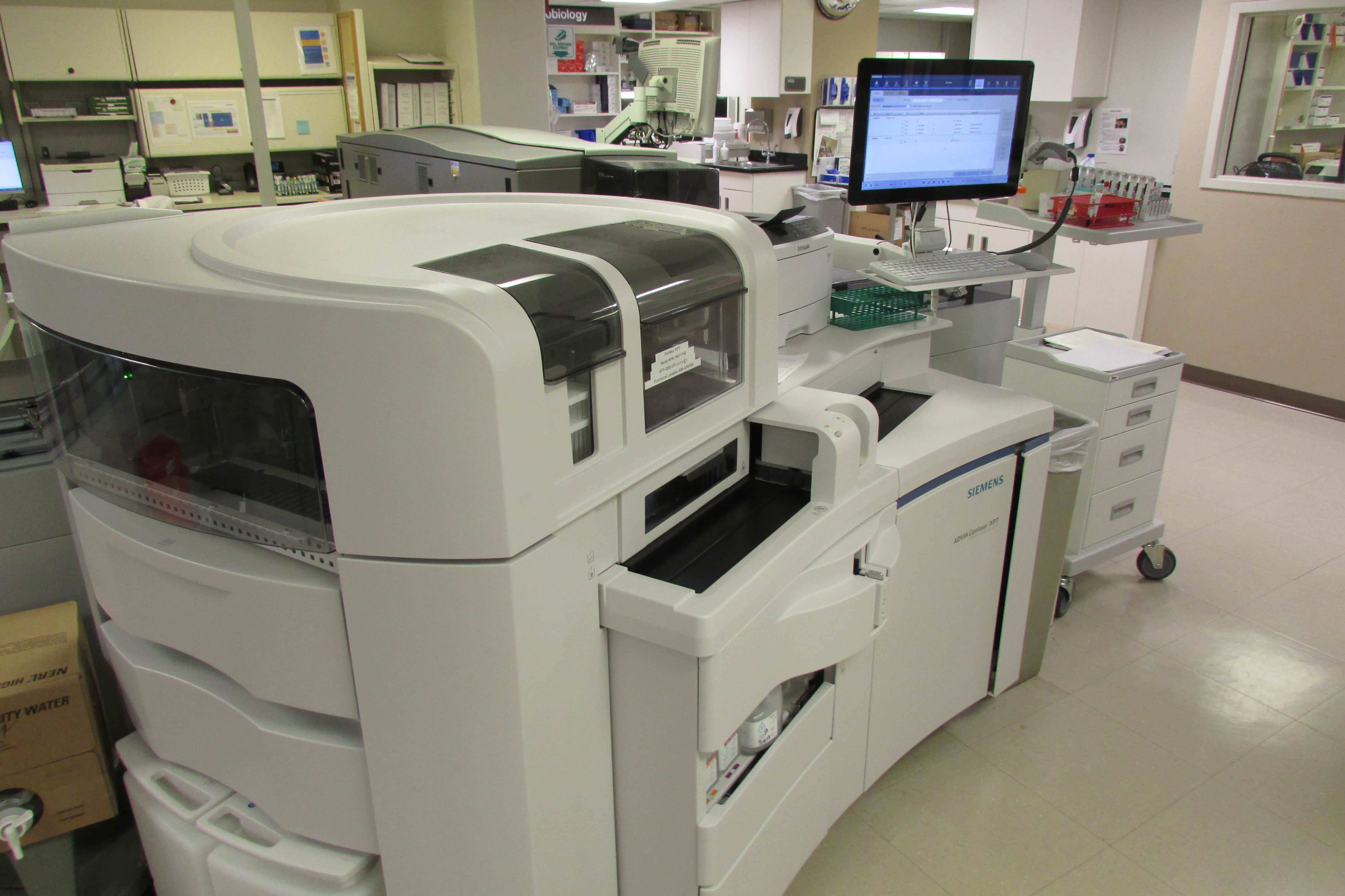 Siemens Centaur XPT Immunoassay System