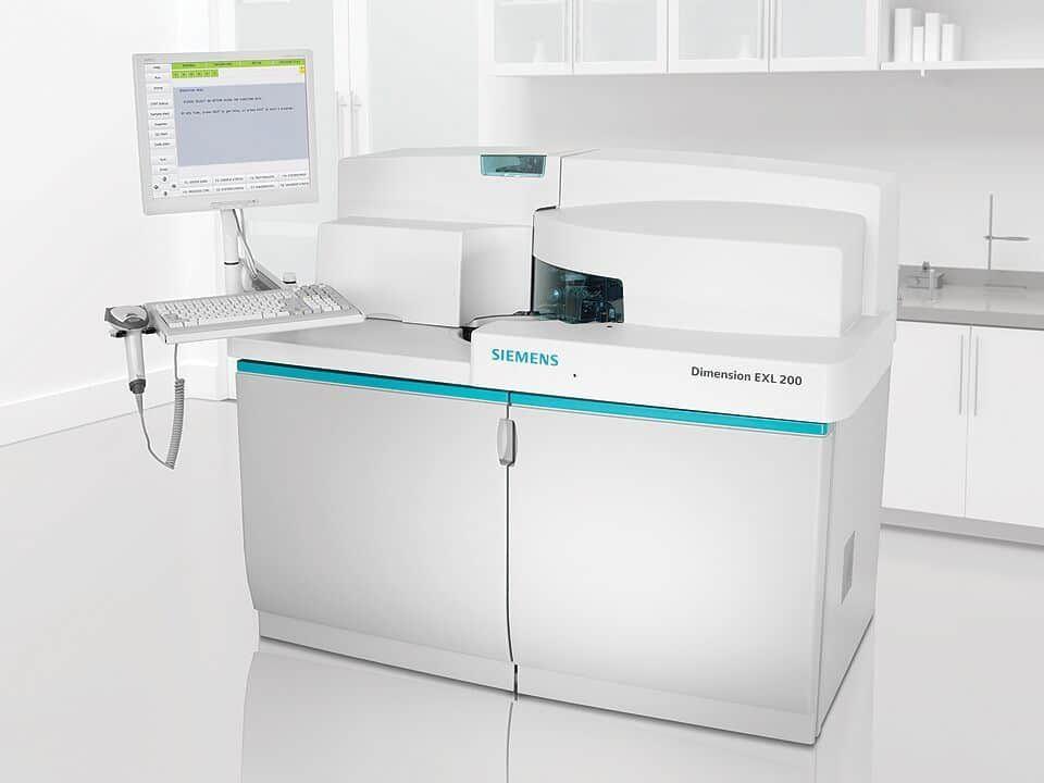 Siemens Dimension EXL Chemistry Analyzer