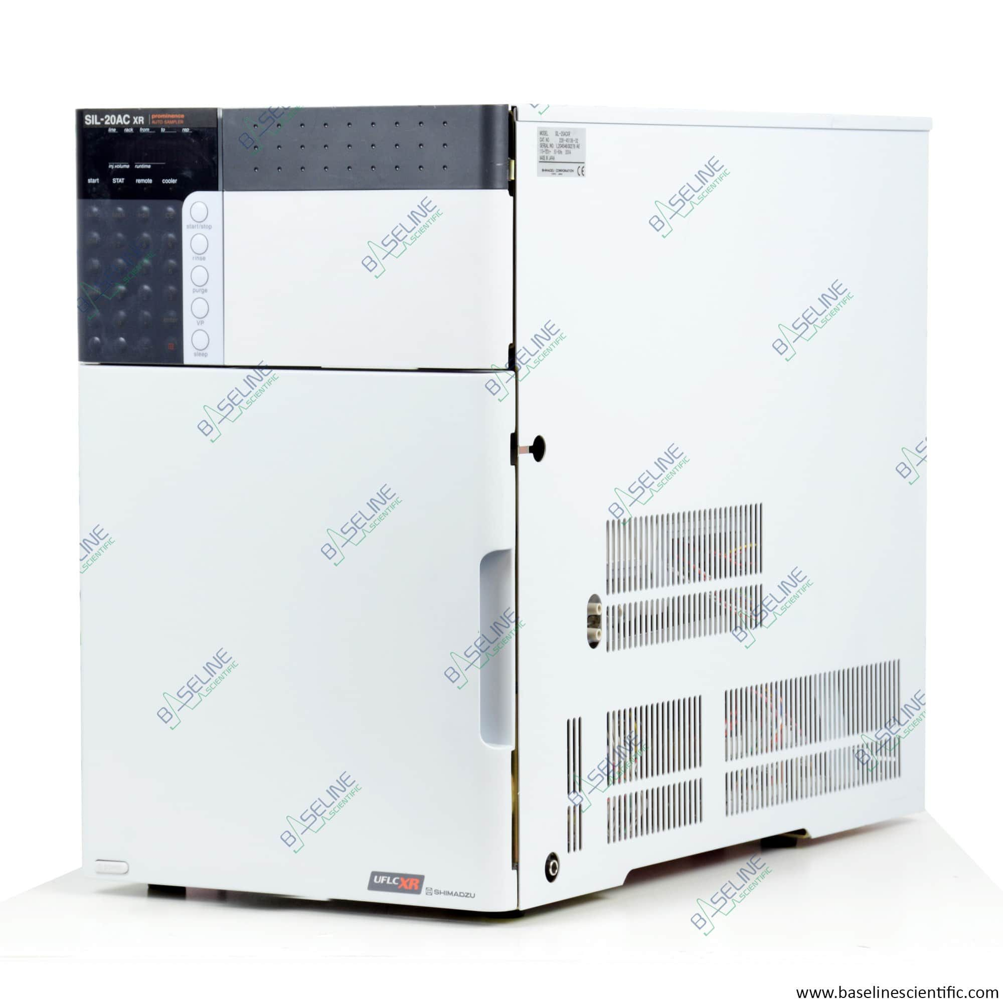 Refurbished Shimadzu SIL-20AC XR Prominence UFLC Autosampler with ONE YEAR WARRANTY