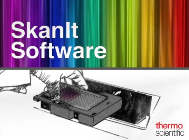 SkanIt Microplate Reader Software, Research Edition