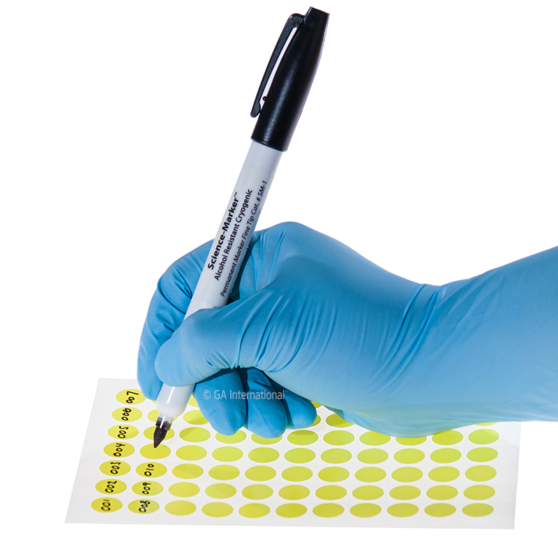SCIENCE-Marker™ – Alcohol & Water Resistant Cryogenic Marker