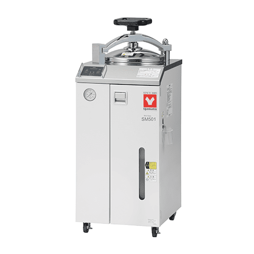 Yamato SM Series Laboratory Steam Sterilizer with Dryer