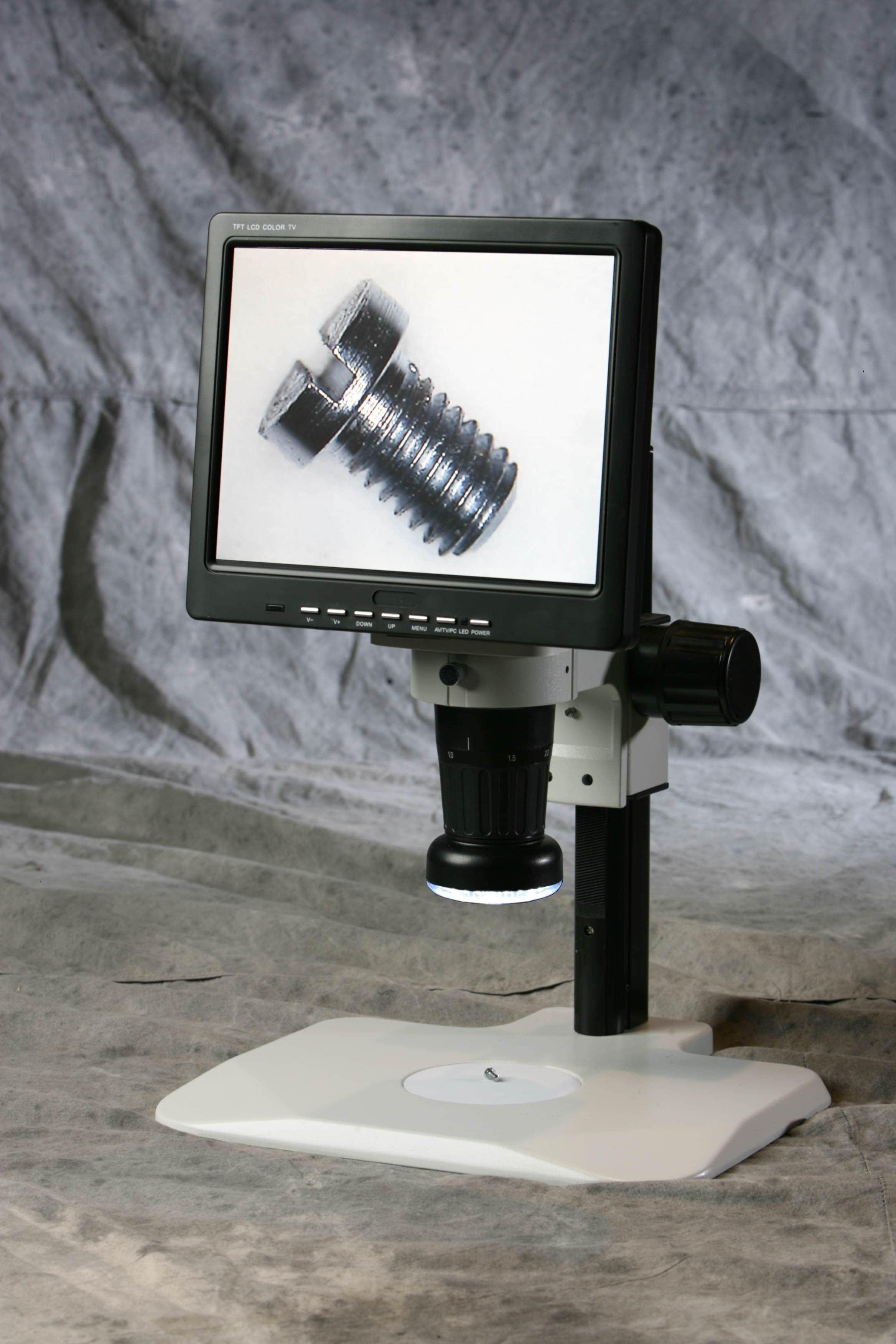 Video Zoom Microcscope