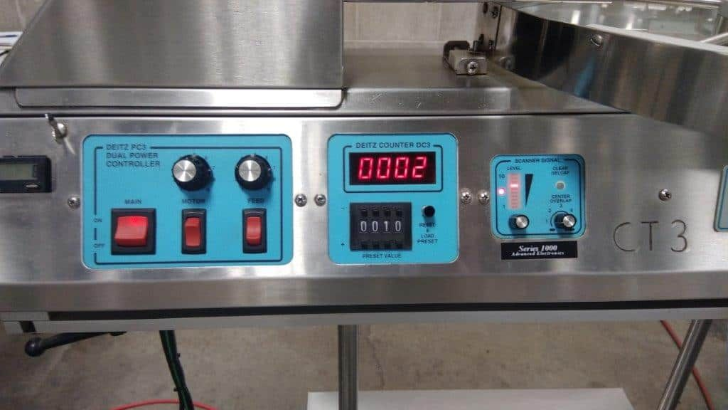 Reconditioned Pre-Owned SOLID DOSAGE PACKAGING LINE