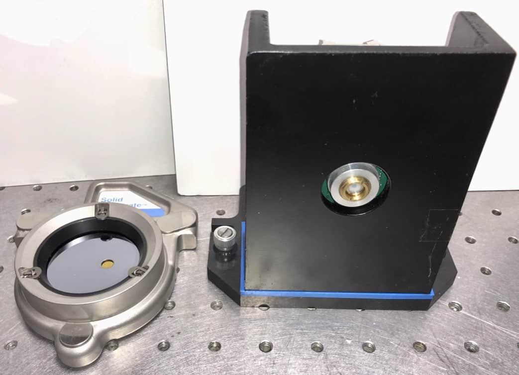 Nicolet 6700 FTIR with Far IR option and Smart Orbit Diamond ATR