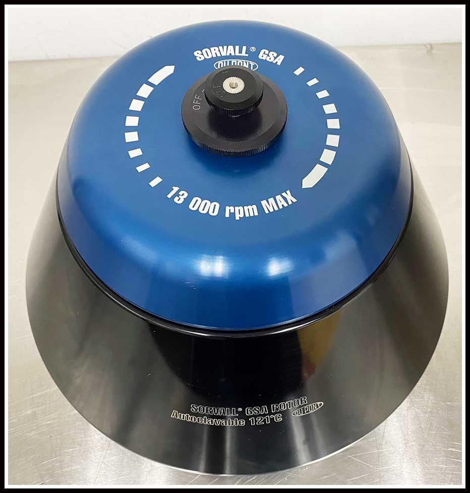 Sorvall GSA Rotor NICE w WARRANTY