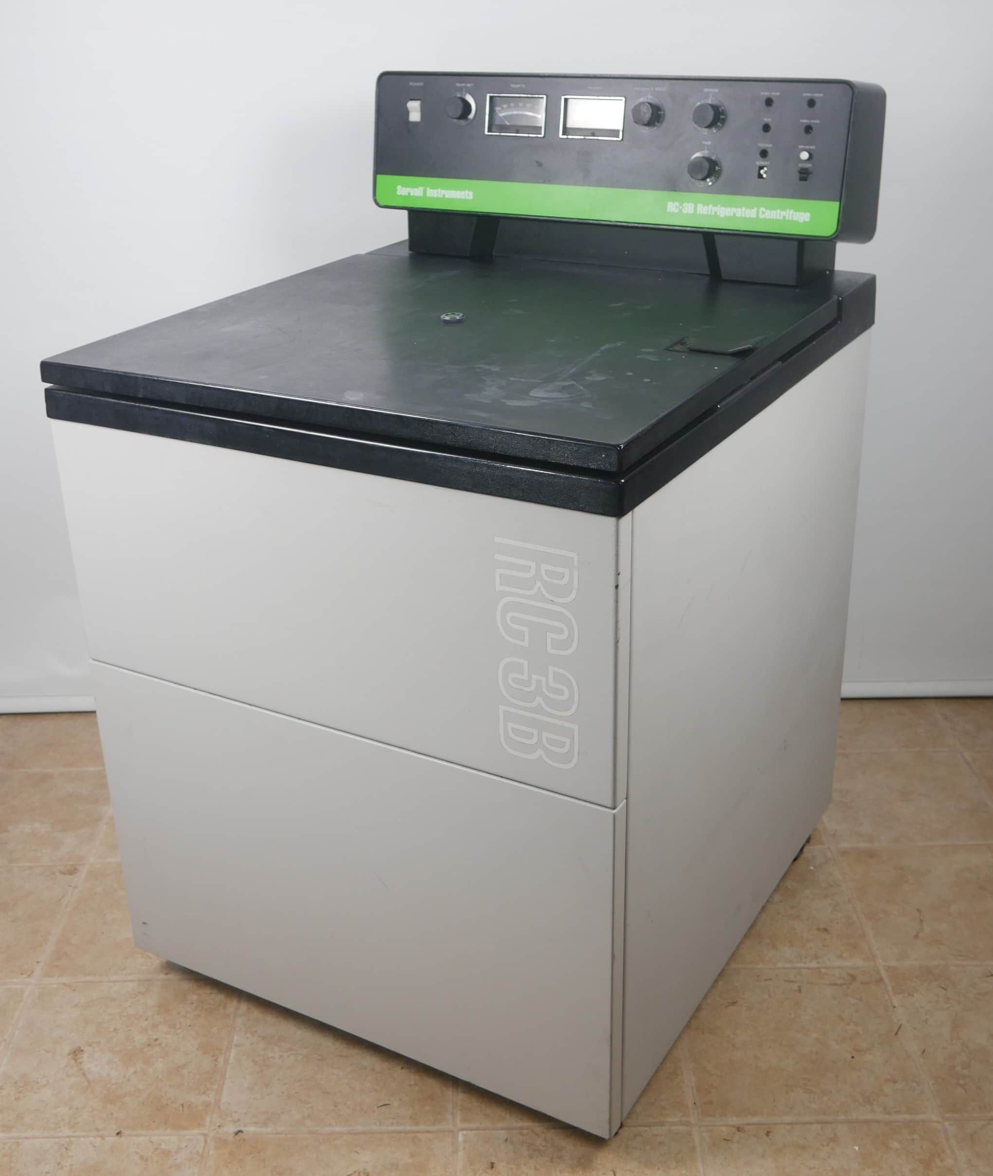 Sorvall RC3B Floor Model Centrifuge