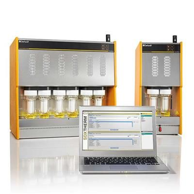 SOXTHERM Soxhlet Extraction System