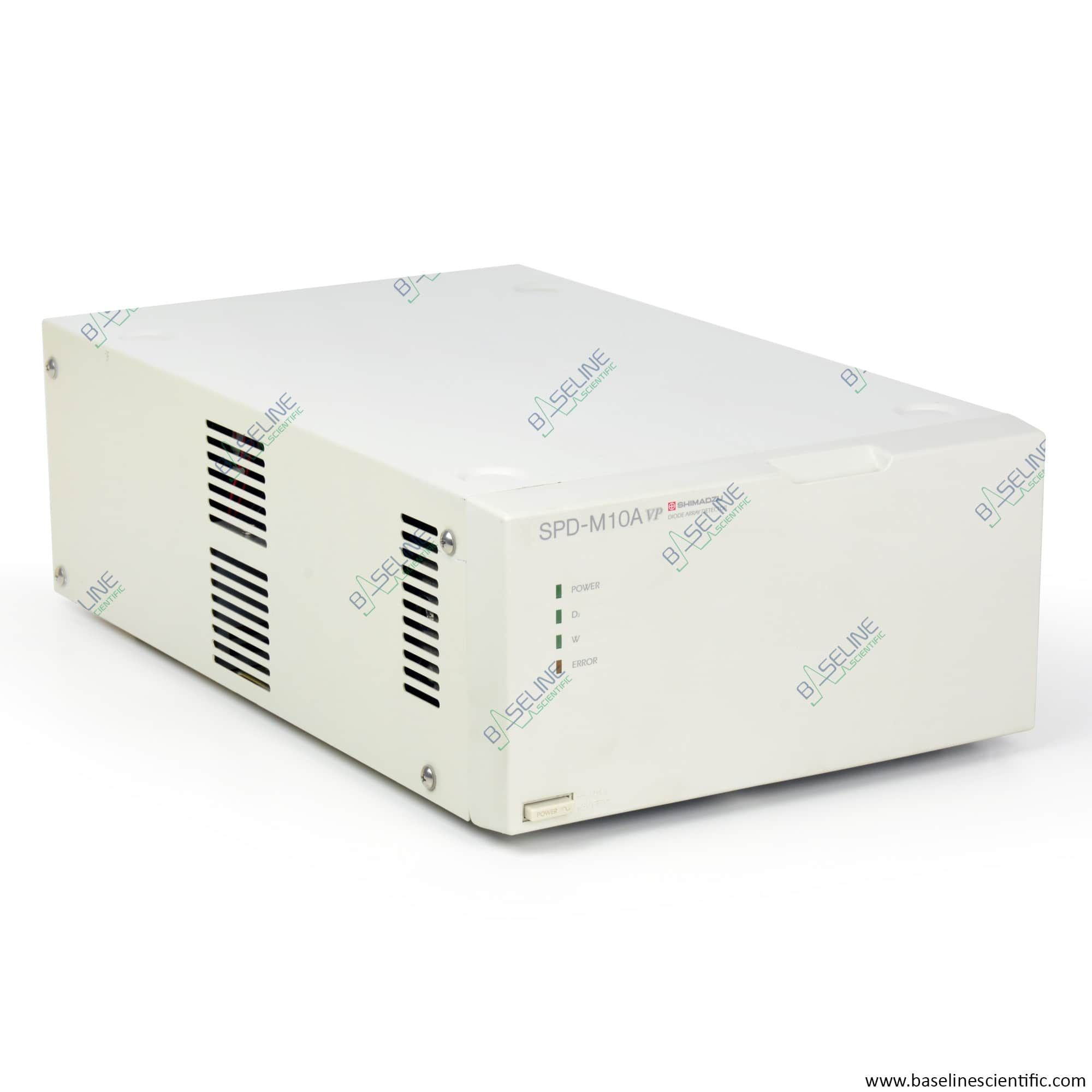 Refurbished Shimadzu SPD-M10A VP Photo Diode Array Detector with ONE YEAR WARRANTY