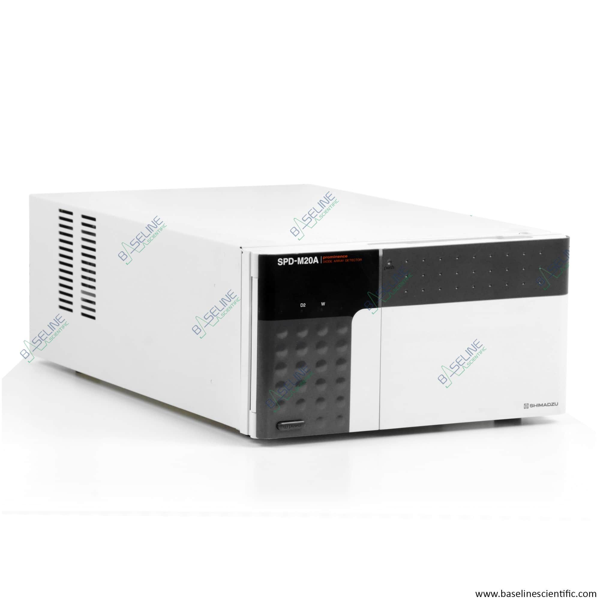 Refurbished Shimadzu SPD-M20A Prominence UV/VIS Detector with ONE YEAR WARRANTY