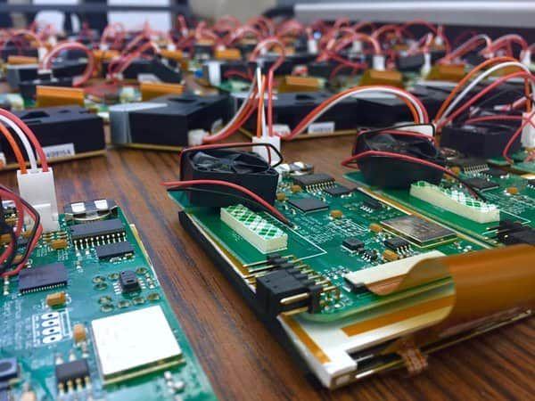 Air Quality Monitor DSM501A Dust Sensor Module