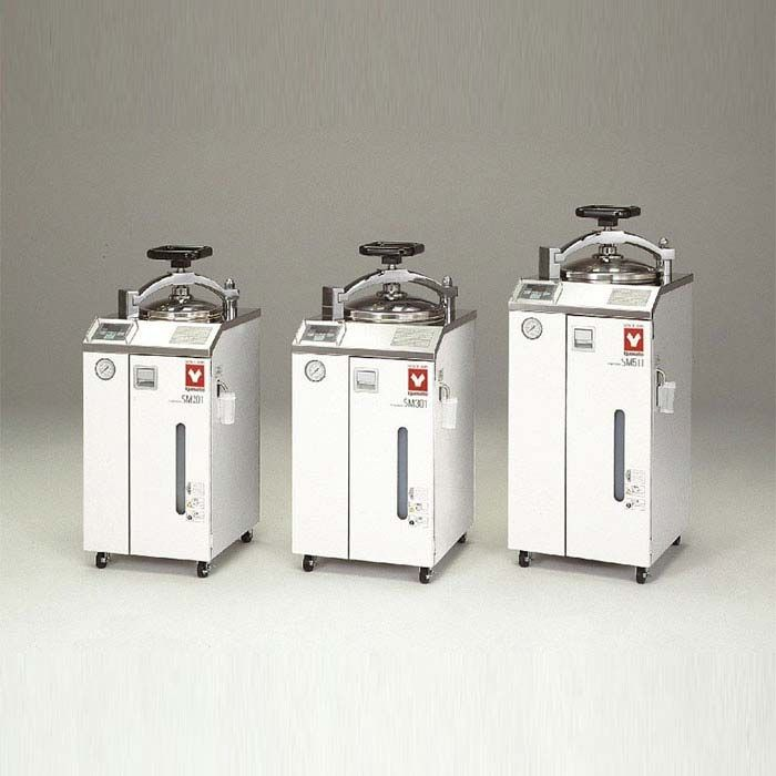 Laboratory Steam Sterilizer with Dryer