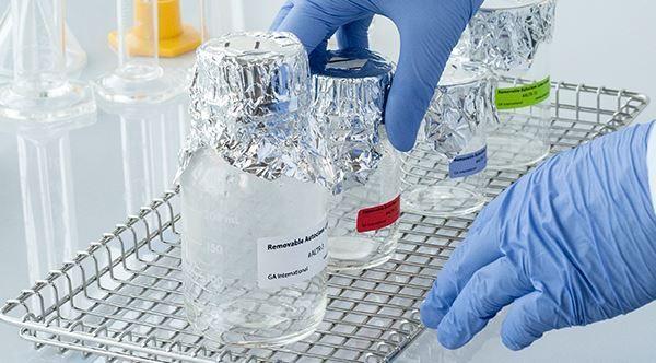 GA International Autoclave-Resistant Labels for Laser Printers