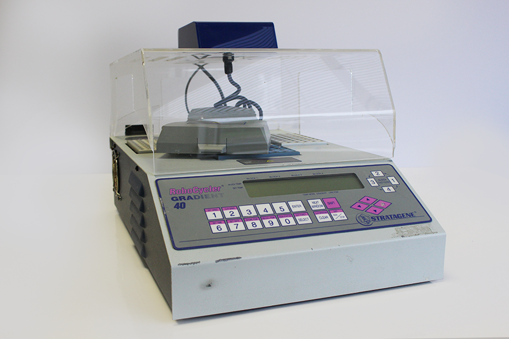 Stratagene Robocycler Gradient 40/Gradient Thermal Cycler
