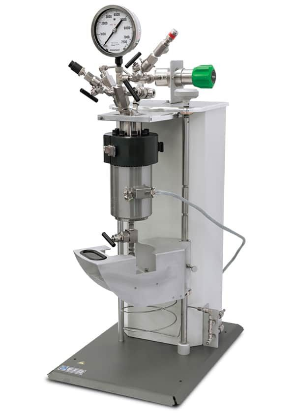 Supercritical Fluids from Parr Instrument Company