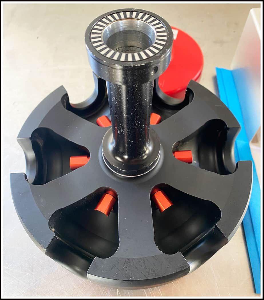 Beckman SW28 Rotor COMPLETE SN# 09U11265 w WARRANTY