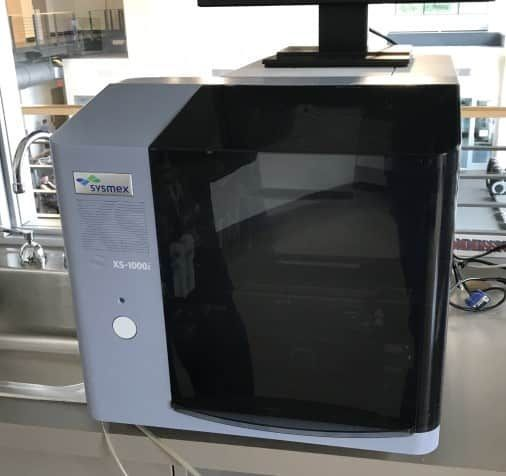 Sysmex XS-1000i Hematology Analyzer