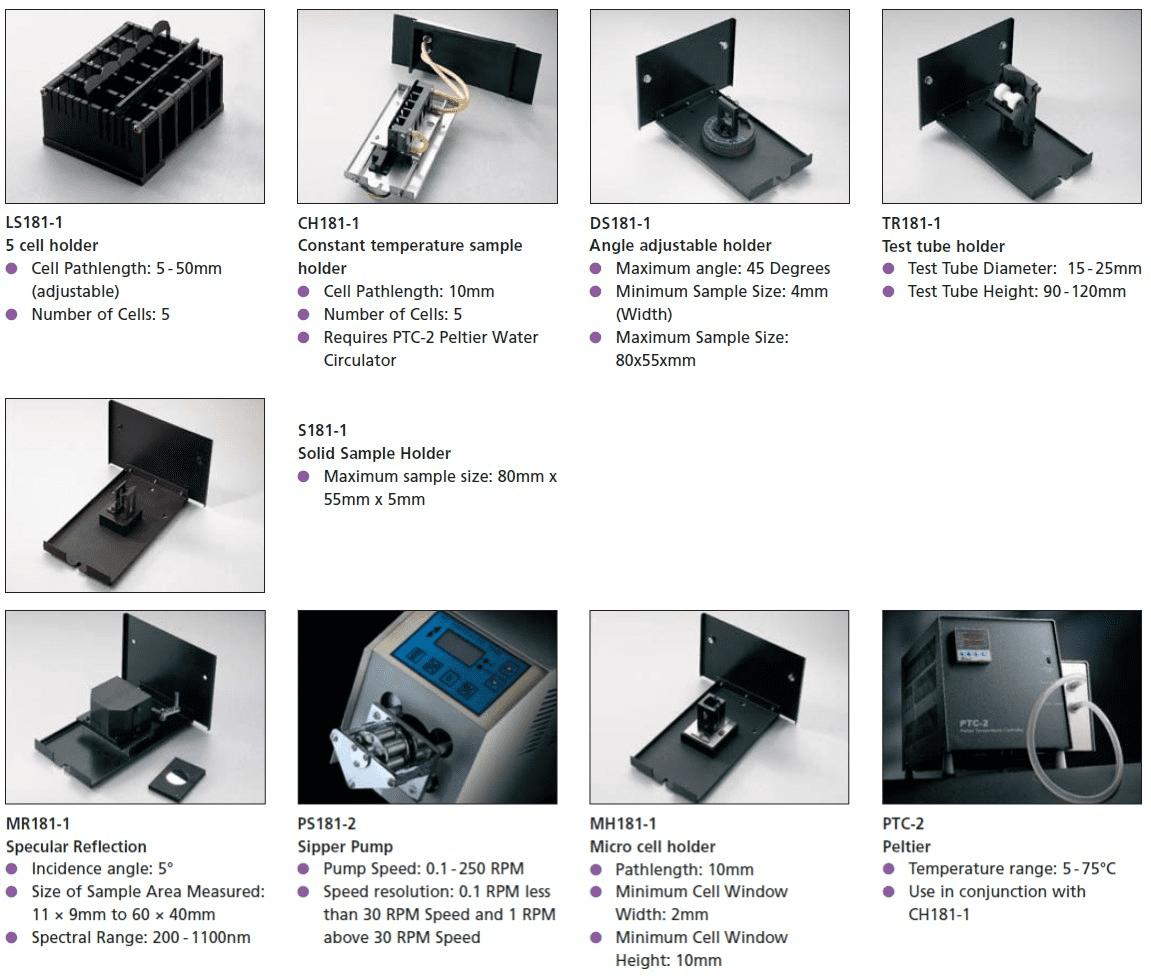 Brand New PERSEE T7 UV-Vis Spectrometer
