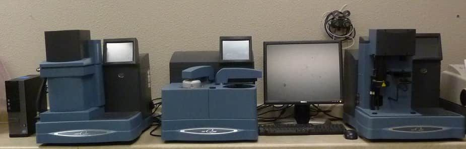 Upgrade your Sample Testing with a Fully Refurbished Thermal Analysis Suite with DMA , DSC and TGA Equipment