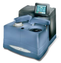 TA INSTRUMENTS Q1000 DIFFERENTIAL SCANNING CALORIMETER (DSC)