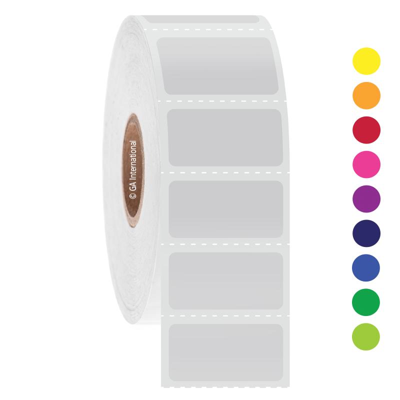 Permanent FreezerTAG™ Deep-Freeze Labels for Barcode Printers